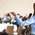 Miedo escénico, Oratoria y Hablar en Público
